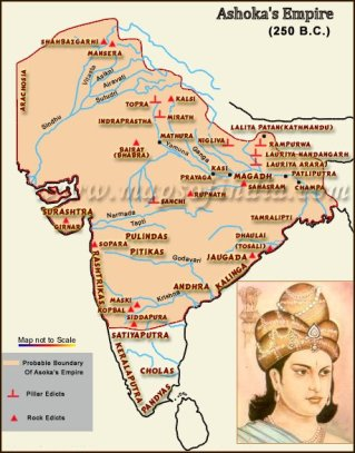 Image result for king ashoka family tree