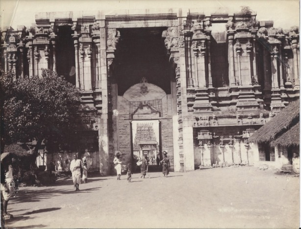 Image result for srirangam streets in 1970s