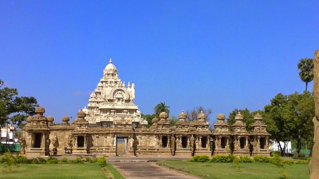 Image result for கைலாசநாதர் கோவில்