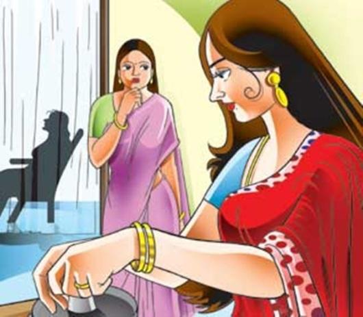 மாமியாரிடம் மருமகள் எதிர்பார்க்கும் விடயங்கள்.. - Visar News