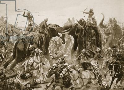 நிலமைக்காரர்: திருப்புமுனையான திருப்புறம்பயம் போர் - விஜயாலயச் சோழன்